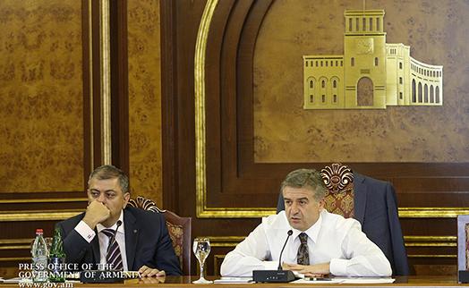 ՀՀ վարչապետը բանկային հատվածից ակնկալում է ոչ ստանդարտ լուծումներ պարունակող առաջարկներ