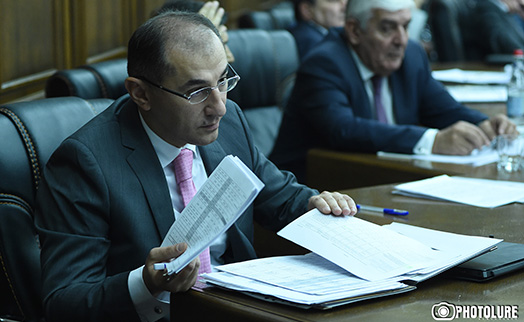 Armenia's national debt not to surpass 60% of projected GDP