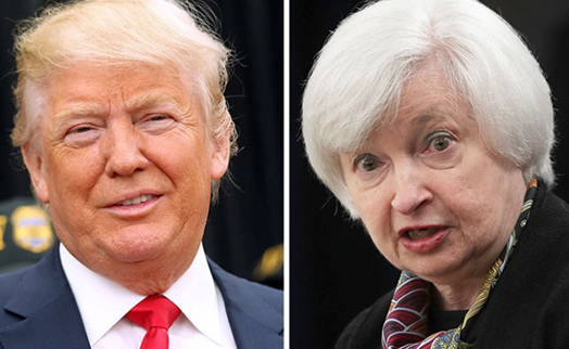 Эксперты: 2017-й станет последним для Йеллен в ФРС
