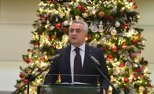 Армения завершит 2016 год  с инфляцией менее 0% – глава ЦБ