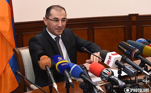 Объемы эмиссий облигаций в Армении в 2017 году будут скромными – министр