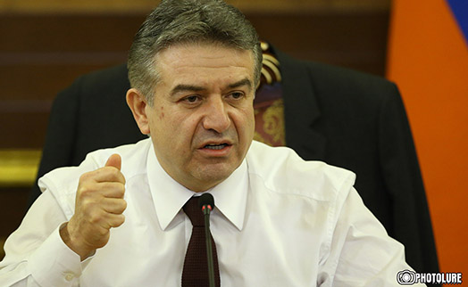 ՀՀ վարչապետը կոչ է արել վերանայել երկրի կողմից ներգրավված միջազգային վարկերը