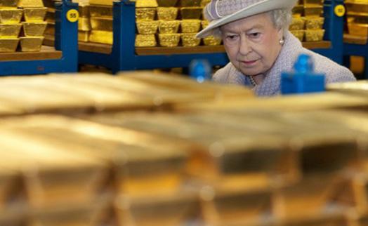 Рынок золота Лондона раскроет все свои тайны