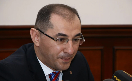 Armenian finance minister attends Euromoney's event