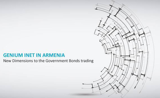 Government bond auctions will be conducted at NASDAQ OMX Armenia platform