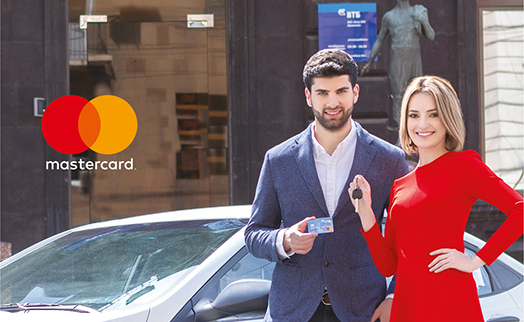VTB Bank (Armenia ) and MasterCard encourage non-cash payments