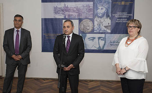 Central Bank opens exhibition for residents of Syunik