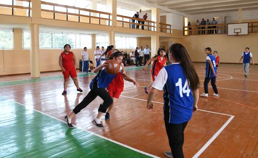 Спортивная школа в Ноемберяне