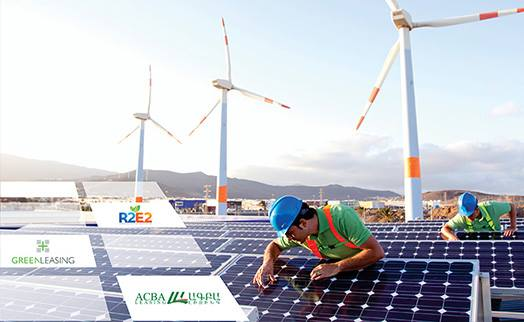 ACBA Leasing to finance production of clean energy in Armenian communities