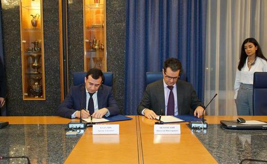 """ВЭБ  и """"МСП инвестиции"""" договорились о сотрудничестве"""