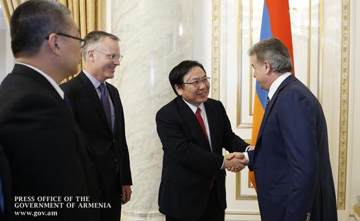 АБР разрабатывает стратегию программ в Армении до 2030 года – вице-президент банка