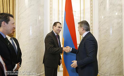 Новый глава представительства ЕБРР в Армении приступит к работе с января 2018 года