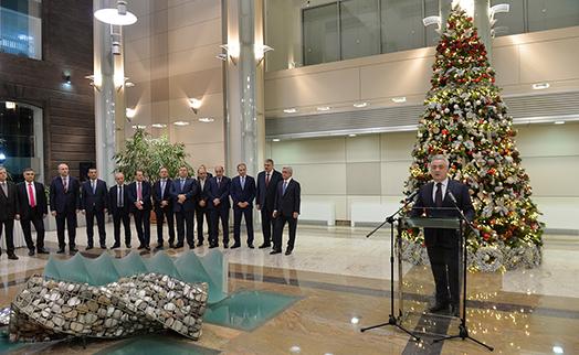 Показатель финансового посредничества в экономике Армении за последние 10 лет вырос втрое – Джавадян