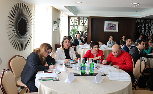 ACBA-CREDIT AGRICOLE BANK organized trainings for hotel industry representatives