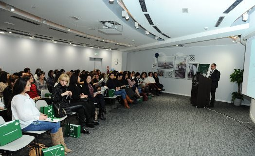 "ACBA-CREDIT AGRICOLE BANK holds ""Women in Business"" event"