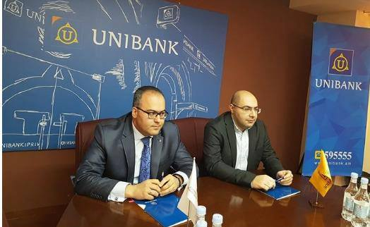Unibank and Armenia's Export Insurance Agency to provide affordable loans to small and medium-sized exporters