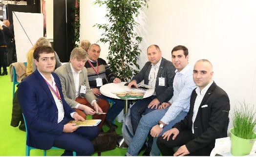 Армянский травяной чай будет экспортироваться в Германию при содействии АКБА-КРЕДИТ АГРИКОЛЬ БАНКа