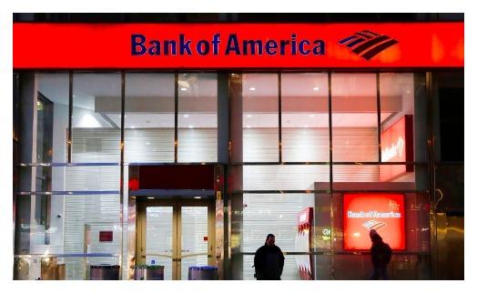 Чистая прибыль Bank of America в I квартале выросла на 30%