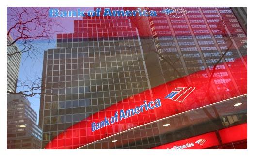 Bank of America с 2010 г сократил 30% персонала из-за развития технологий