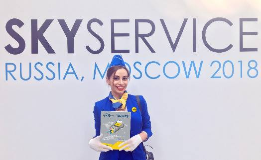 Aeroflot places pos- terminals of Unistream bank for purchases in the sky