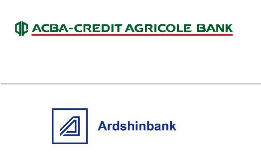 Holders of ACBA-CREDIT AGRICOLE BANK cards may withdraw money from Ardshinbank ATMs on favorable terms
