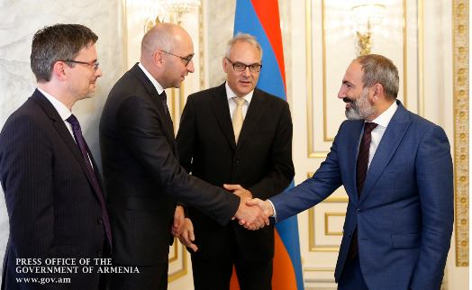 Armenian government and German KfW willing to expand cooperation