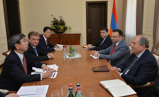 ADB ready to continue implementing programs in Armenia