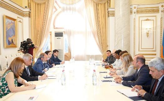 WB ready to support government programs and economy development in Armenia
