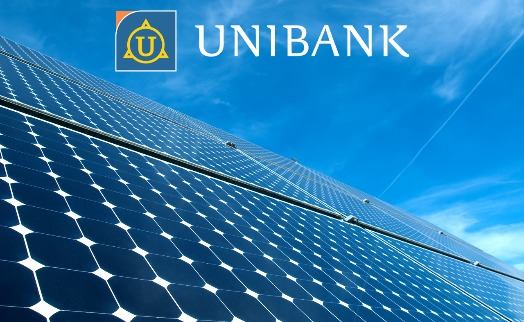 Unibank offers new loan Solar Energy to SMEs