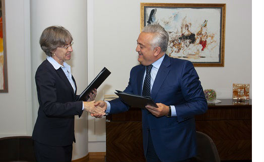 European Investment Bank and Armenian Central Bank sign 50 million euro loan agreement