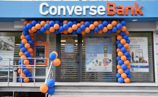 Converse Bank opens 'Malatia' branch in Yerevan