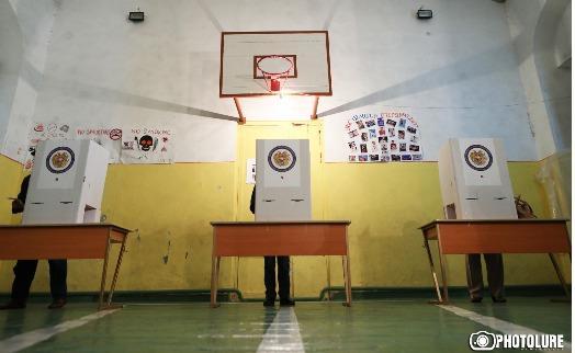 Արտահերթ խորհրդարանական ընտրություններին մասնակցել է ընտրողների 48,63%–ը