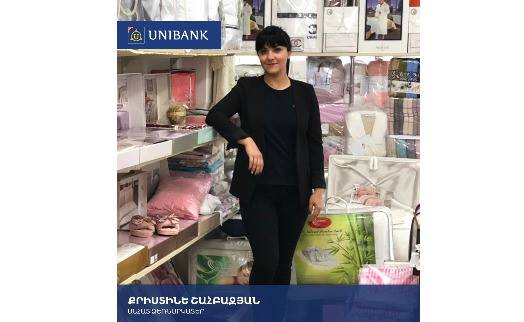 Unibank's new program to help more than 100 women entrepreneurs in Armenia expand their businesses