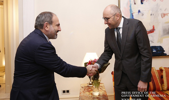 KFW regional director says  Armenia is an important partner