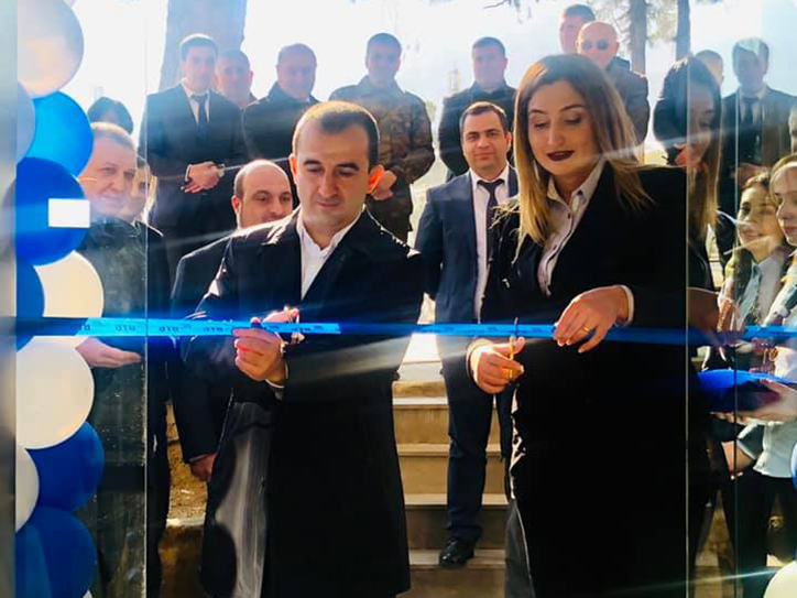 VTB Bank (Armenia) opens 70th branch in Agarak