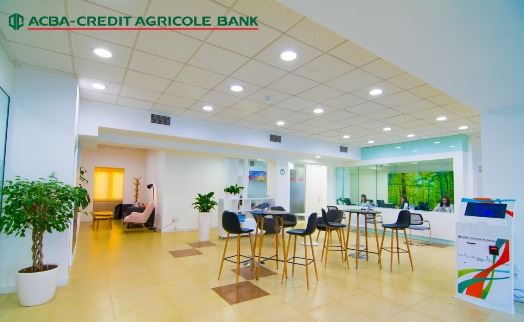 ACBA-CREDIT AGRICOLE BANK relocates Komitas branch to more comfortable area