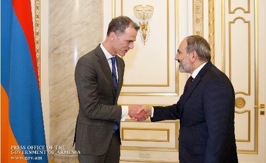 МВФ готов обсудить возможности предоставления Армении содействия для реализации реформ