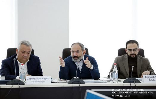 ՀՀ վարչապետը ծանոթացել է ԿԲ Դիլիջանի ուսումնահետազոտական կենտրոնի տնտեսական ուսումնասիրություններին