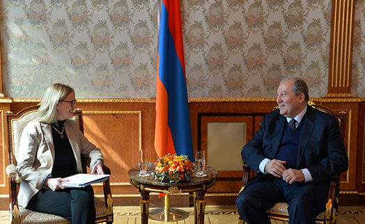 World Bank is preparing country's partnership framework strategic document for Armenia