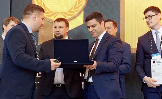 ԱԿԲԱ-ԿՐԵԴԻՏ ԱԳՐԻԿՈԼ ԲԱՆԿԸ միջազգային մրցանակ է ստացել