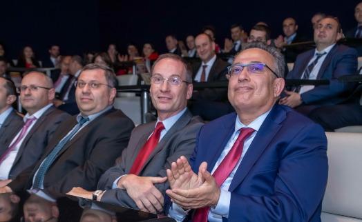 Компания «Амунди-АКБА Ассет Менеджмент» отпраздновала пятилетие