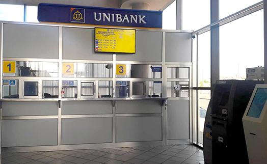 Юнибанк открыл филиал в карго-терминале ереванского аэропорта «Звартноц»
