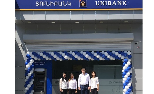 Unibank opens 50th branch in Armenia