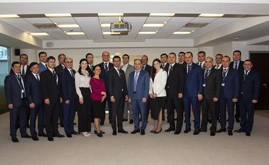 Ուզբեկստանի կենտրոնական բանկի պատվիրակությունն ուսումնասիրում է Հայաստանի ֆինանսական համակարգի փորձը