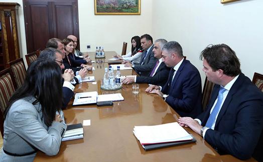 ЕБРР готов содействовать дальнейшему развитию Армении