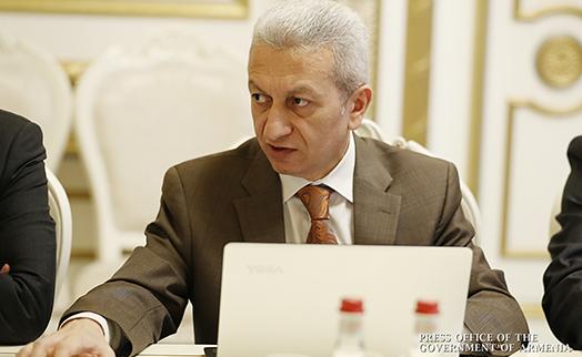 Рост ВВП в 4.9% заложен в госбюджете Армении на 2020 год