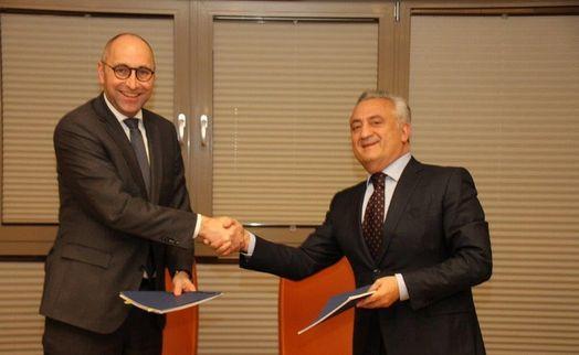 Հայաստանը KfW բանկի հետ 60 մլն եվրոյի 3 նոր վարկային համաձայնագիր է ստորագրել