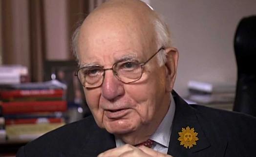 Умер бывший глава ФРС США, знаменитый финансист Пол Волкер