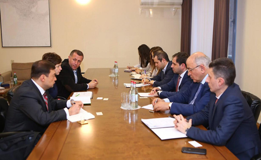 Armenia set to deepen cooperation with european investment bank