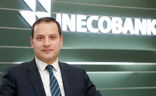 """We are not going to stop on current achievements,"" Inecobank CEO Aren Naltakyan"